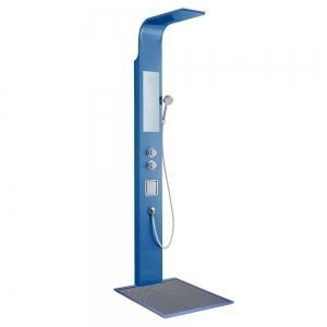 A7 Saphirre Blue Smart shower panel